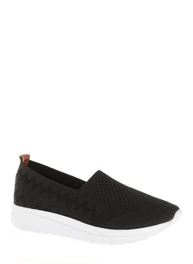 Hammer Jack Kumaş Ayakkabı Siyah